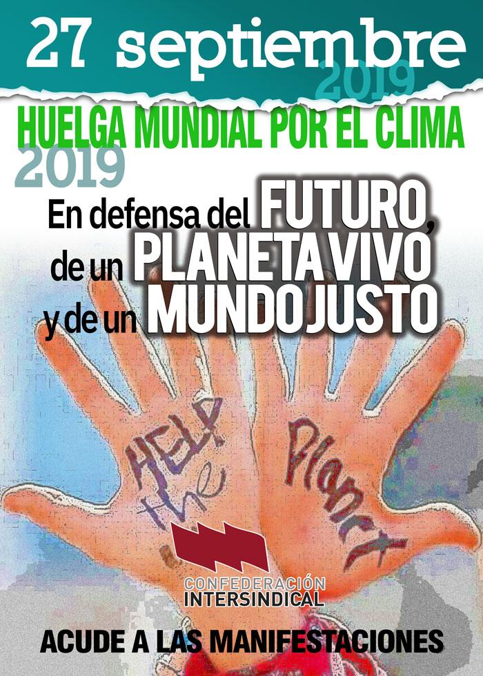 VAGA MUNDIAL PEL CLIMA DIA 27 SETEMBRE